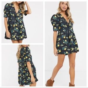 ✨HOST PICK✨ Free People Floral Tunic